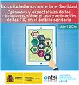 Los ciudadanos ante la e-Sanidad. Opiniones y expectativas de los ciudadanos sobre el uso y la aplicación de las TIC en el ámbito sanitario | ONTSI | El pulso de la eSalud | Scoop.it