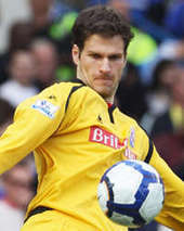 Manchester United target Begovic: My only concern is Stoke | Manchester United F.C | Scoop.it