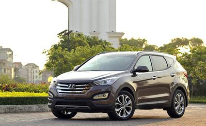 Giới thiệu dòng xe Hyundai Santa giá 1,431 tỷ | Chuyển phát nhanh Ba Miền | Scoop.it