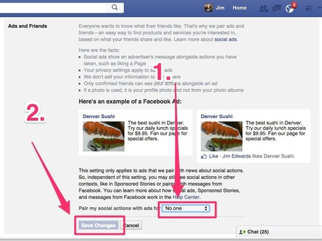 How to see all the companies tracking you on Facebook —and block them   Internet Presence   Scoop.it