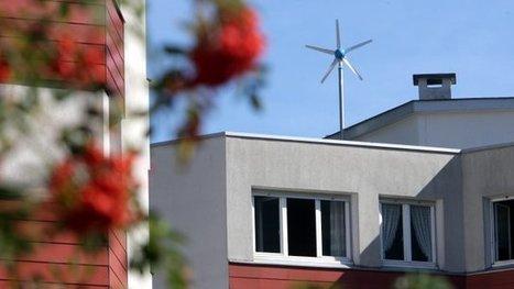 Les éoliennes domestiques : attention, elles ne sont pas rentables ! | Immobilier | Scoop.it