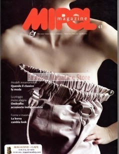 Mipel Magazine | Fashion Magazine Store | Scoop.it