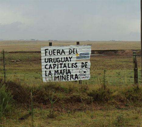 Rechazo a mina de hierro que destruiría zona agrícola en Uruguay | MOVUS | Scoop.it