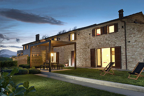 Best Le Marche Accommodations: Villa Vista di Campagna, Arcevia, Italy | Le Marche Properties and Accommodation | Scoop.it