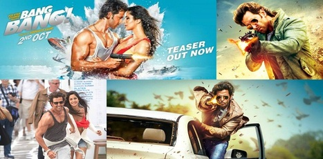 Hrithik Roshan's 'Bang Bang' Create History Again: Earn Rs 200 Crore in Five Days | Detective Services | Scoop.it