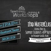 Using iPads to support students with Autism in Primary School Years – iPad Masterclass Handout | Spectronics Online | iPads in SpecEd | Scoop.it