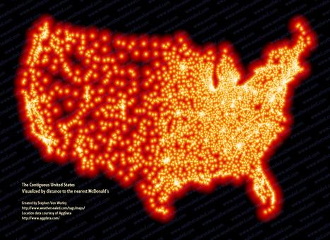 mcdonalds_map.jpg 1,240×900 pixels | Just Interesting | Scoop.it