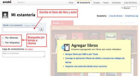 aNobii herramienta para poner una biblioteca personalizada en nuestro blog | Recursos, servicios y herramientas de la Web 2.0 en pequeñas dosis. | XIX. mendeko Euskal Herria atzo eta gaur | Scoop.it