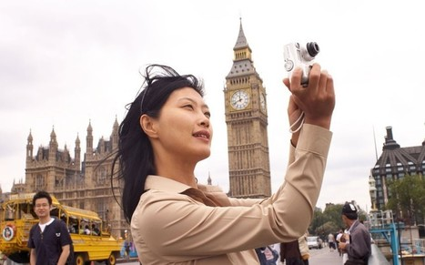 Chinese tourists to spend £1bn in UK by 2017 - Telegraph | Gold and What Moves it. | Scoop.it