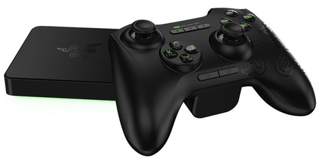 Razer's Android TV box targets gamers with PC streaming | Kinect-TV | Scoop.it