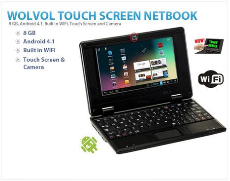 Buy Touch Screen Net-books Onlin | Touch Screen Netbooks | Scoop.it