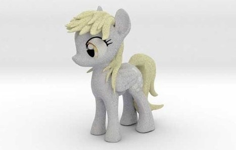 Hasbro to Let Fans Design 3-D Printed My Little Pony Art | Cool Things for kids | Scoop.it