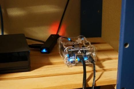 BeagleBone BlackにUbuntuを入れてnode.jsとbonescriptを入れる - ばかおもちゃ製作所   Raspberry Pi   Scoop.it