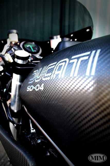 Return of the Cafe Racers: SD04 Ducati 900SS custom | Desmopro News | Scoop.it