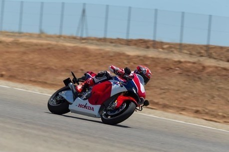 Honda RC213V-S sold out a month early – MCN   Motorcycle news from around the web   Scoop.it
