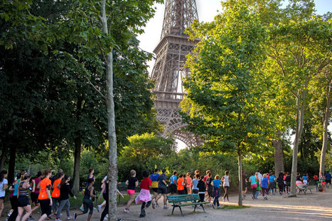 Paris at the Speed of Sneakers | Travel & Expense | Scoop.it