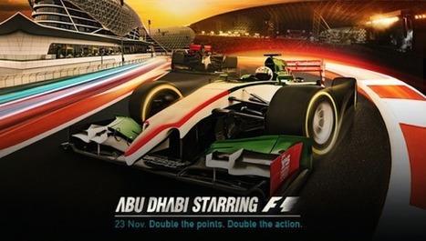 F1 Abu Dhabi Free Live Streaming Formula One - The VPN Guru | VPN Unblock and Smart DNS | Scoop.it