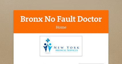Bronx No Fault Doctor | therapyss | Scoop.it