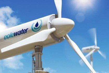 Blog Medioambiente.org: Aerogeneradores que obtienen agua del aire | Ciencia Y Tecnología | Scoop.it