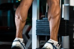 Lower leg fitness: Five tips for defined calves - Discover Herbalife | Power :: Endurance :: Fitness | Scoop.it