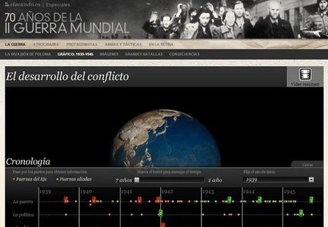 70 años de la II Guerra Mundial | Recursos educativos para Bachillerato, Geografía e Historia | Scoop.it