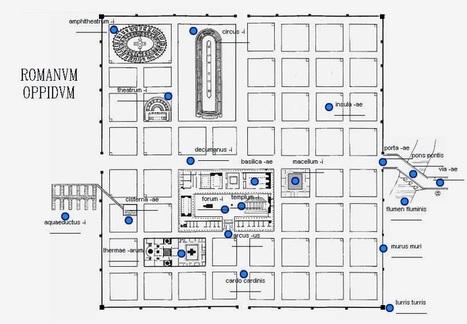 Lope de Vega Clásico: Una ciudad romana   Mundo Clásico   Scoop.it