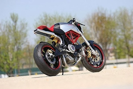 Custom Ducati 900 Supersport - Grease n Gasoline | Ducati Motorcycles | Scoop.it