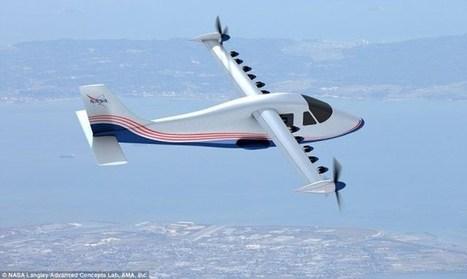 X-57 Maxwell : La NASA travaille sur un ambitieux avion électrique   AERONAUTIQUE NEWS - AEROSPACE POINTOFVIEW - AVIONS - AIRCRAFT   Scoop.it