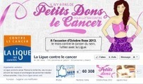 Interview : le community management de la Ligue contre le cancer | Be Marketing 3.0 | Scoop.it