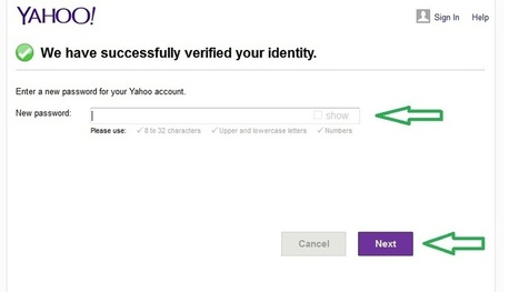 7 easy steps for how to recover forgotten yahoo mail password   Email Tech Support   Scoop.it