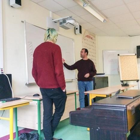 """Atelier demo #1 : créer un jeu vidéo """"fantastique"""" avec des collégiens   Liseuses, tablettes et jeux videos   Scoop.it"""