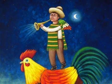 Latino Folk Tales: Cuentos Populares   Event   Remezcla ...   Educacion   Scoop.it