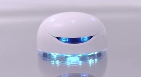 Vortex, un robot para fomentar el interés de los niños por la robótica y la programación | Maestr@s y redes de aprendizajes | Scoop.it