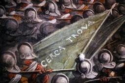 L'ŒUVRE AU NOIR – Les traces d'une fresque disparue de Léonard de Vinci déchirent Florence | Union Européenne, une construction dans la tourmente | Scoop.it