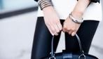 A Stylish Smartwatch Alternative, In The Form Of A Sleek Silver Bracelet - DesignTAXI.com   smartwatch   Scoop.it