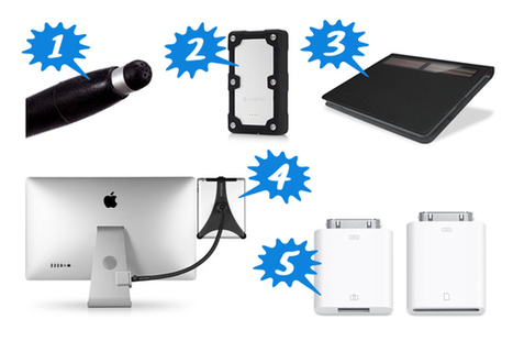 Best iPad Accessories For Small Business Owners | Entrepreneurs and rapidly growing small businesses | Scoop.it