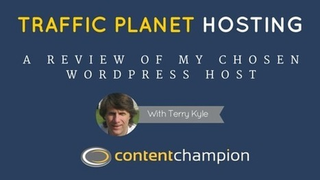 Traffic Planet Hosting: A Wordpress Host Review | Content Marketing | Scoop.it