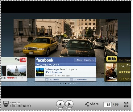 Insights into innovation in social TV - [via FutureScape] | The Future of Social TV | Scoop.it