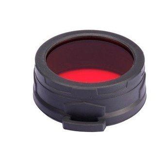 %%%   Nitecore Farbfilter Filter 60mm NFD60, Farbe:rot | Stirnlampen  Günstige | Scoop.it