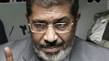 Fonds publics : Morsi possède des actions à la chaine Misr 25 | Égypt-actus | Scoop.it