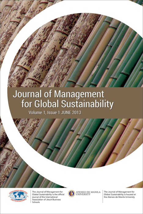 Journal of Management for Global Sustainability | Material para FB de Ecojesuit | Scoop.it