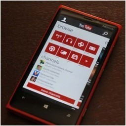 Microsoft launched refurbished YouTube app for Wndows Phone | Livdreams | Scoop.it