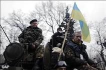 Ukraine has new Government amid civil war threat   Inetrnational Security   Scoop.it