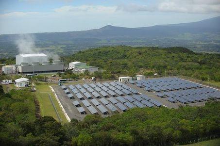 Au Costa Rica, 98,7 % de l'électricité produite est «verte » | Des liens en Hist-Géo | Scoop.it
