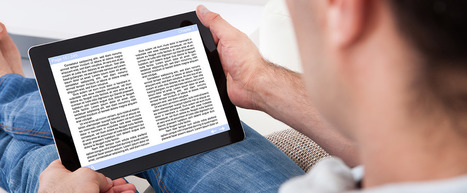 92 Percent of College Students Prefer Reading Print Books to E-Readers | e-Reading in the News | Scoop.it