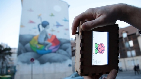 This DIY 'Camera' Finds a Similar Photo Online Every Time You Take a Picture | Computers, Smart Phones and Software | Scoop.it