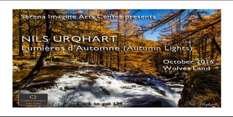 Nils Urqhart @ Serena Imagine Arts Center Opening Oct 8   Durff   Scoop.it