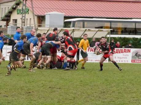 Rugby : Ampuis veut poursuivre la série | Pays de Condrieu | Scoop.it