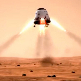 Martian Colony Designed by Private Space Flight Company: Scientific American | Sustain Our Earth | Scoop.it