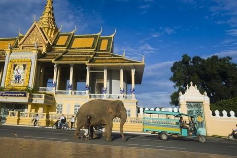 Le Cambodge : un pays à visiter pendant toute l'année … | Circuits et voyages Cambodge | Scoop.it